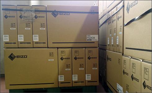 EIZO 液晶モニターの写真1