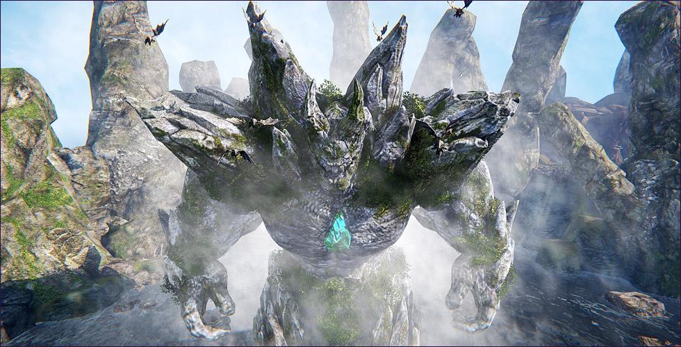 巨神トラナグア写真