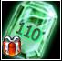 110レベル強化石×5