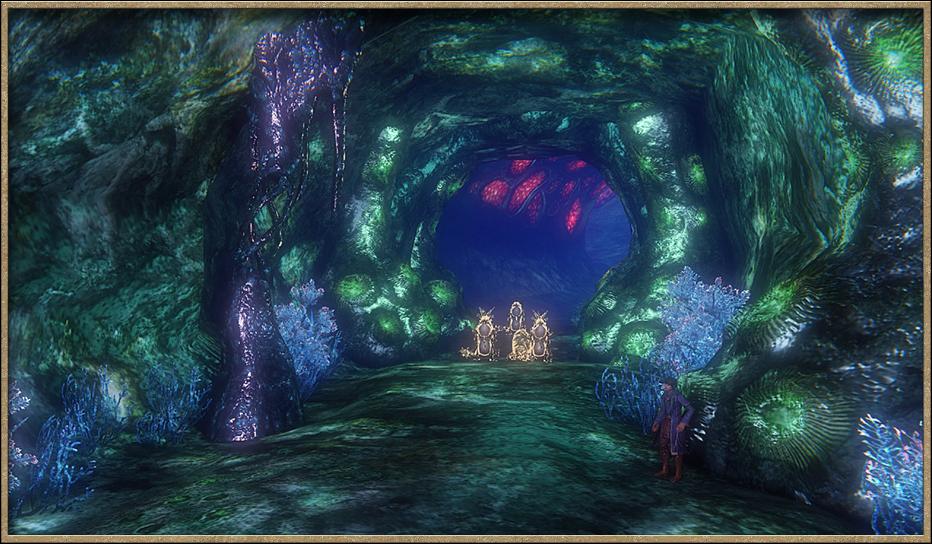 禁忌の洞窟