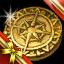 ラビニ族の金貨x100