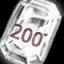 200レベル強化石