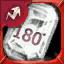 180レベル英雄強化石